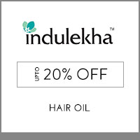 Get Online Offers on Indulekha Products Upto 20% off