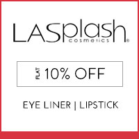 Get Online Offers on LASplash Products Upto 60% off