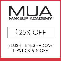 Get Online Offers on MUA Products Upto 50%