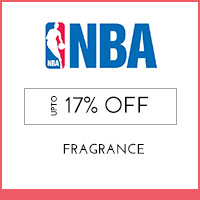 Get Online Offers on NBA Products Flat 10% off