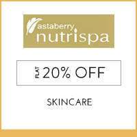 Get Online Offers on Nutrispa Products Jan Sale Offer