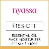 Get Online Offers on Nyassa Products Upto 15% Off
