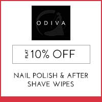 Get Online Offers on Odiva Products Flat 25%