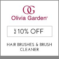 Get Online Offers on Olivia Garden Products Upto 15% off