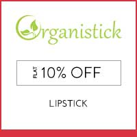 Get Online Offers on Organistick Products Flat 10% Off
