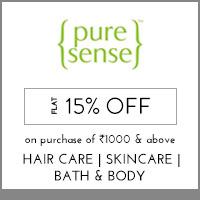 Get Online Offers on Puresense Products Minimum 20% Off