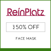 Get Online Offers on ReinPlatz Products Flat 10% Off