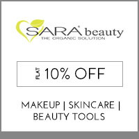 Get Online Offers on Sara Products Flat 15%