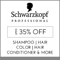 Get Online Offers on Schwarzkopf Products Upto 35% off