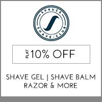 Get Online Offers on Spruce Shave Club Products Up to 15% off