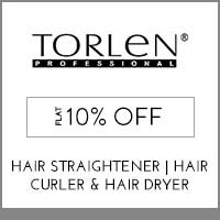 Get Online Offers on Torlen Products Flat 10%