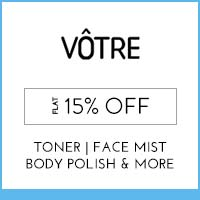 Get Online Offers on Votre Products Upto 25% off