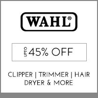 Get Online Offers on Wahl Products Upto 30% off