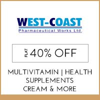 Get Online Offers on West Coast Products Flat 10%