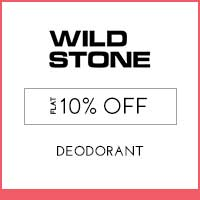 Get Online Offers on Wild Stone Products Up to 50% off