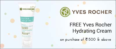 Yves Rocher free product