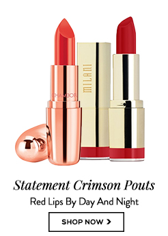 Statement Crimson Makeup Products – Online Shopping Offers