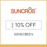 suncros Upto 20%