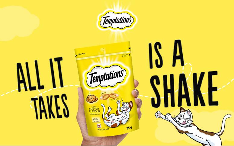 Temptations Banner