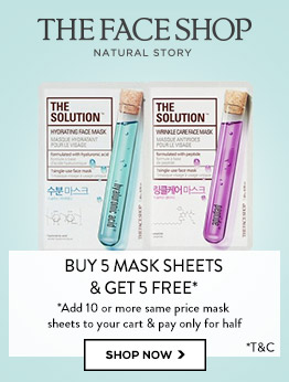 The Faceshop Makeup Skin Products – Online Shopping Offers