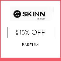 Titan Skinn Flat 15% off