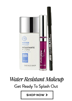 Water Resistant Makeup Products – Online Shopping Offers