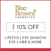 Get Online Offers on  Blue Heaven Products