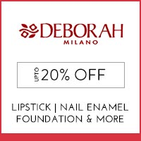 Get Online Offers on  Deborah Products