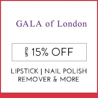 Get Online Offers on  Gala of London Products