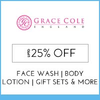 Get Online Offers on  Grace Cole Products