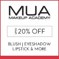 Get Online Offers on  MUA Products