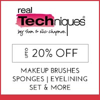 Get Online Offers on  Real Techniques Products