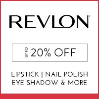 Get Online Offers on  Revlon Products  Upto 20% off