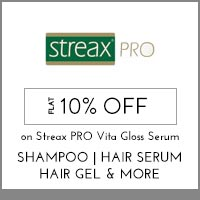 Get Online Offers on  Streax Pro Products