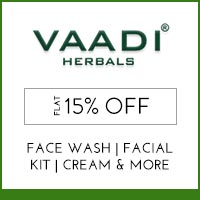 Get Online Offers on  Vaadi Herbals Products