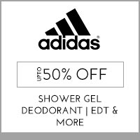 Get Online Offers on  Adidas Products