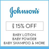 Get Online Offers on  Johnson & Johnson Products