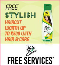 Get Online Offers on Hair-Care Free Products