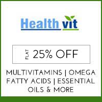 HealthVit Upto 20% off