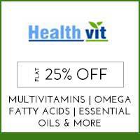 HealthVit Upto 20% off