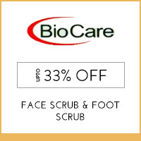 biocare upto 33% off