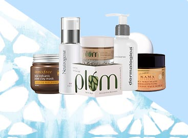 Cosmetics products offers